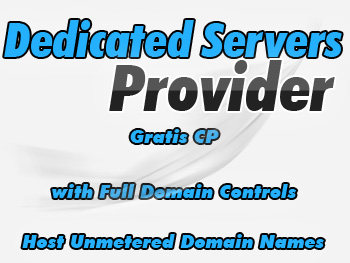 Affordably priced dedicated hosting servers services